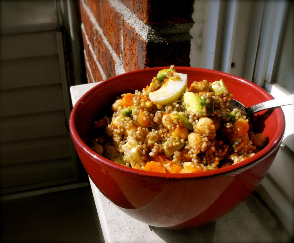 Cranberry Infused Quinoa