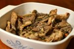 Maple Tarragon Oyster Mushrooms